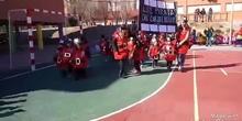 Desfile de Carnaval. CEIP La Rioja