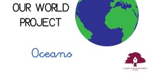 PRIMARIA 1º - CIENCIAS SOCIALES - OUR WORLD_OCEANS