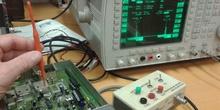 Ajustes de cadena de Recepción en emisora de radio móvil PMR