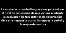 Escala de Glasgow