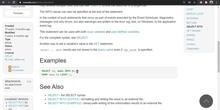 MariaDB, MySQL - Programación - SELECT ... INTO ...