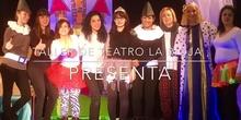 """Teatro  """"Las tres princesas pálidas"""""""