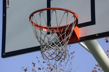 Canasta de baloncesto