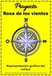 """Proyecto """"Rosa de los vientos"""": representación gráfica del relieve"""