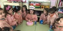 Cumpleaños Daniela