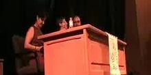 Graduación de Bachillerato: Discurso de Juan Carlos