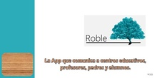Manual ROBLE APP