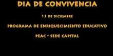 PEAC 2014. CAPITAL. Convivencia 1.