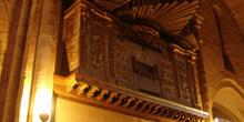 órgano de la Catedral de Mondoñedo, Lugo, Galicia