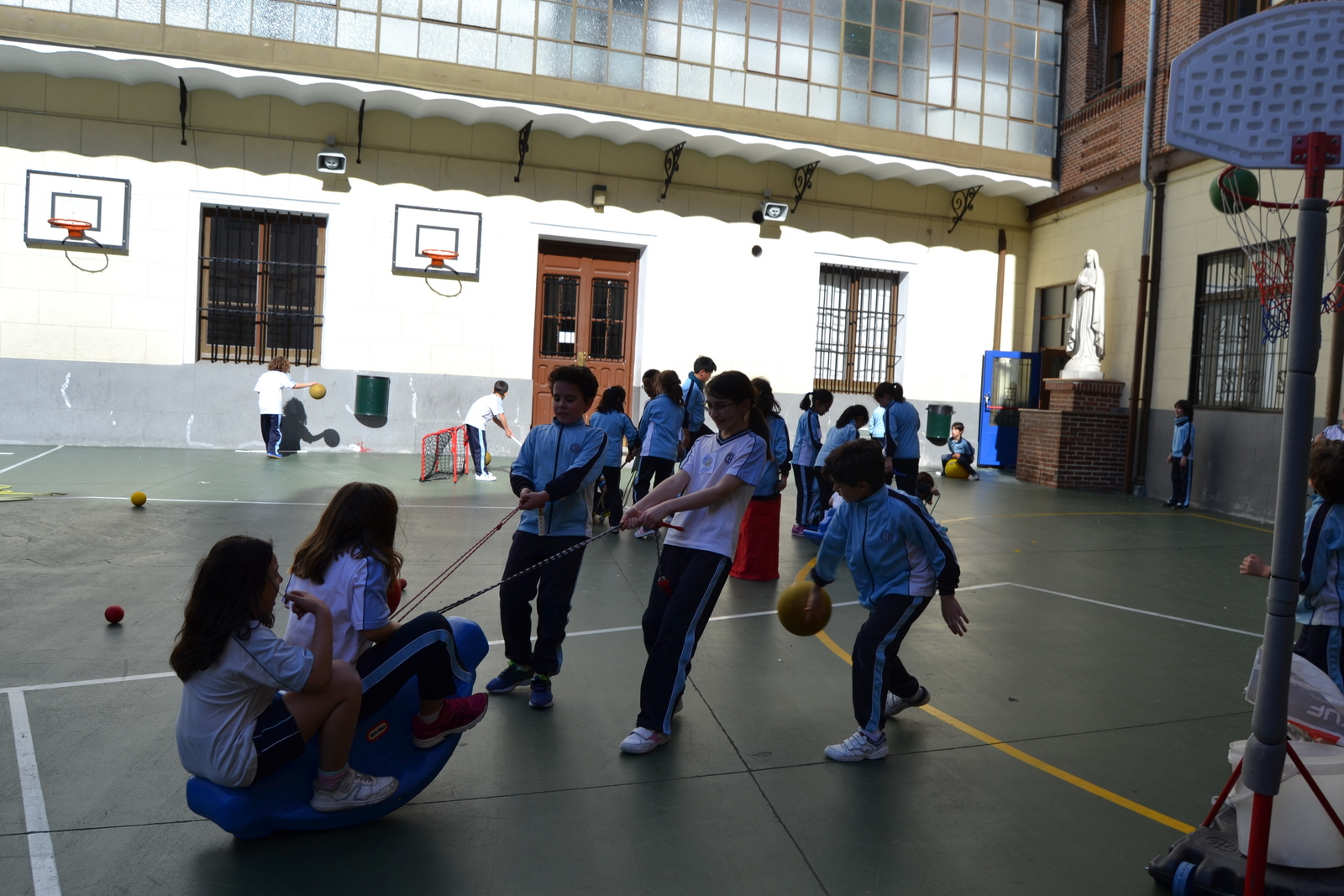 Jornadas Culturales 2018 Juegos 3º y 4º EP_2 2