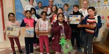 Ganadores concurso árboles Navidad 2019-20