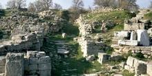 Ruinas de Troya, Turquía