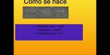 PRIMARIA - 6º - UNIDADES AGRARIAS 1- MATEMÁTICAS - FORMACIÓN.MOV