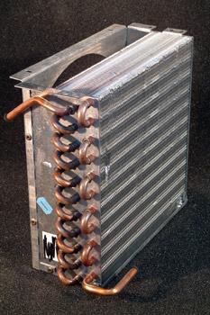 bateria de evaporacion