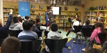 2019_Quinto B visita la biblioteca municipal_CEIP FDLR_Las Rozas 13