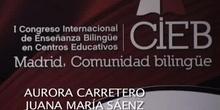Mesa de comunicación: La experiencia formativa andaluza desde la creación de los centros bilingües hasta nues