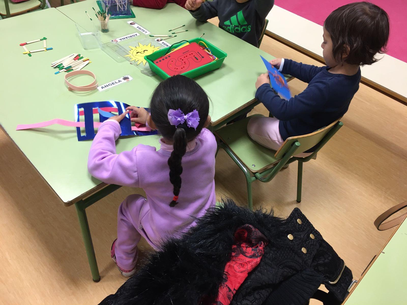 E. Infantil y sus proyectos 10