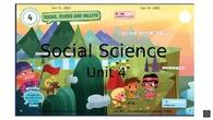 PRESENTATION SOCIAL SCIENCES UNIT 4.1