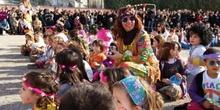 Carnaval de la paz 2016 Colegio Amadeo Vives