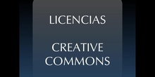 Publicación de materiales bajo licencia CC BY-NC-SA