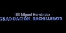 Graduación IES Miguel Hernández 2020-2021 (2º bachillerato)