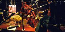 Lawland Pipes (Tierras Bajas de Escocia), Museo de la Gaita, Gij