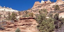 Montaña erosionada