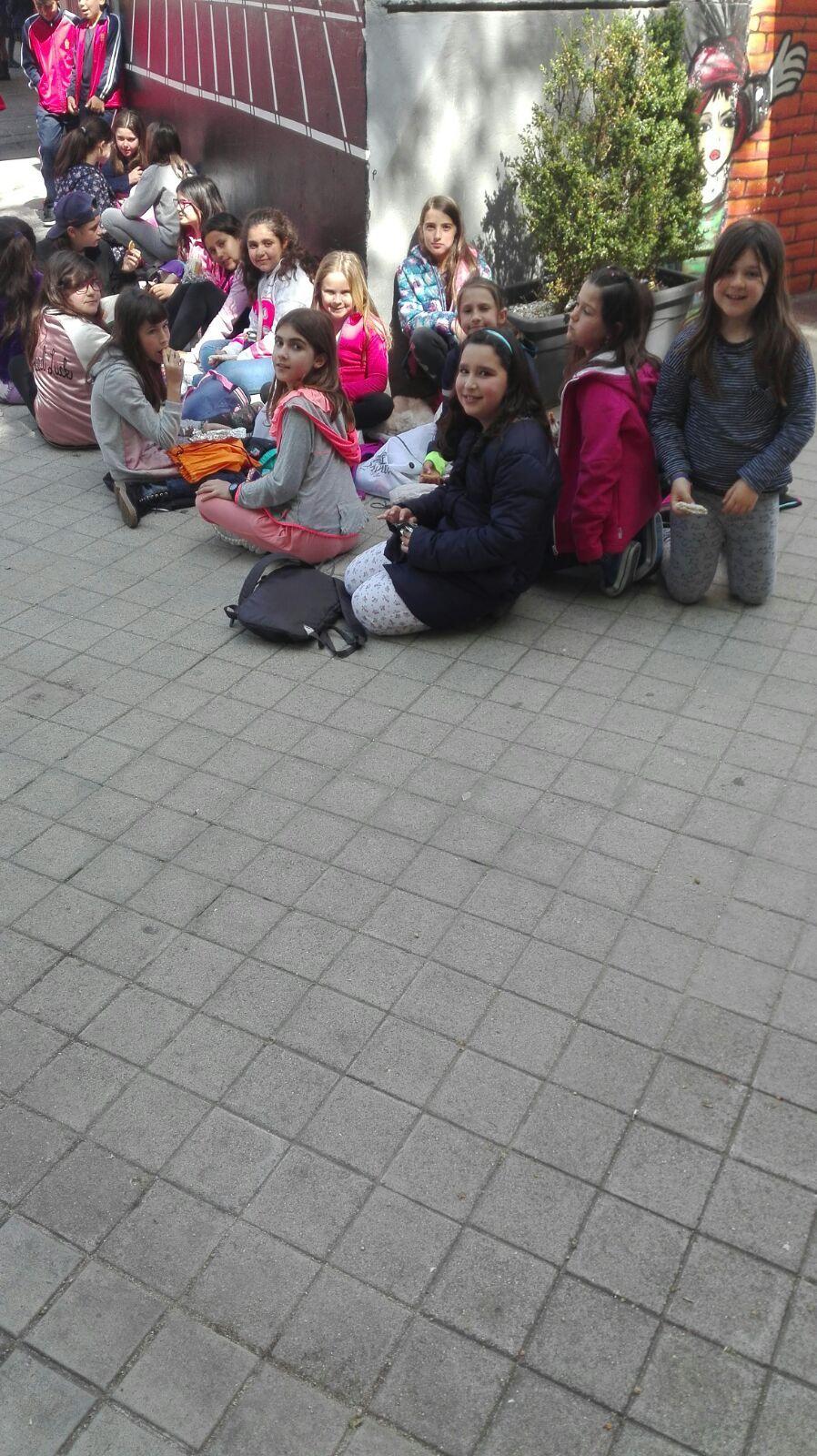 Teatro San Pol 4º de primaria 3