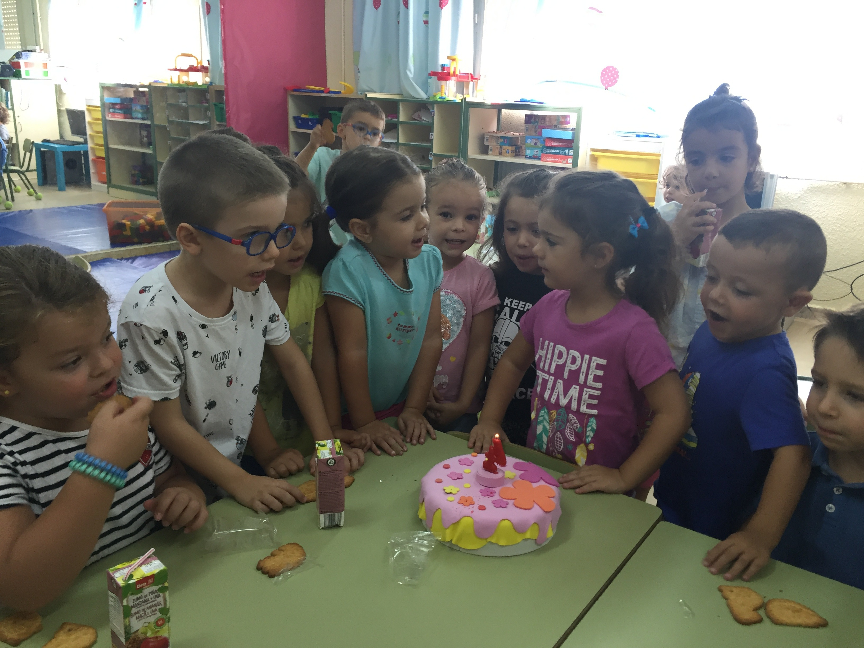 Cumpleaños Nuria 1