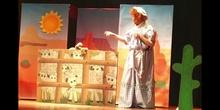 Teatro interactivo en inglés Colegio Amadeo Vives