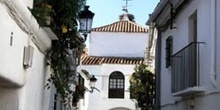Calle típica - Zafra, Badajoz