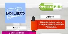 Infografía BACHILLERATO ORIENTAPILLS