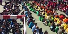 Acto final: VI Carrera solidaria del CEIP Cristóbal Colón