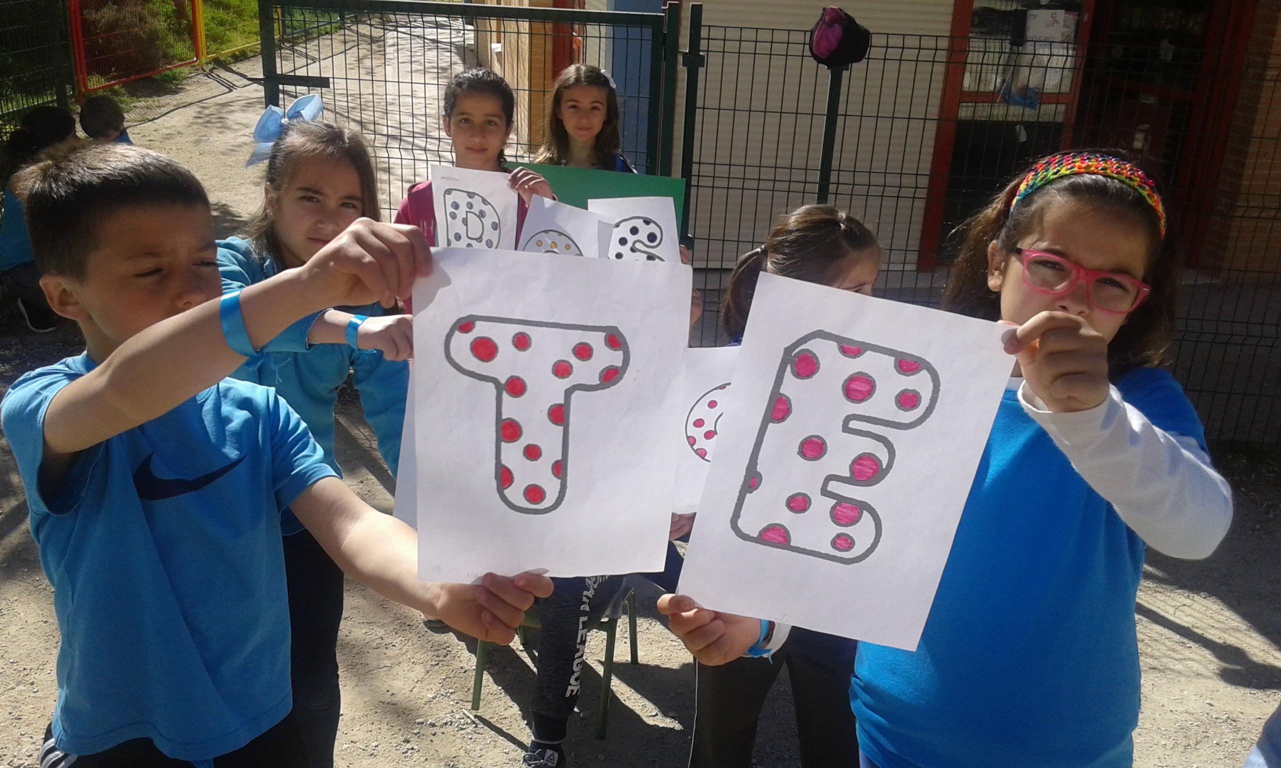 Día del autismo.Practicando lipdub 10