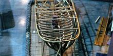 Construcción de una embarcación: Primeros pasos, Museo Marítimo