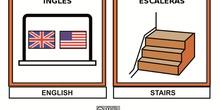 Pictogramas bilingüe