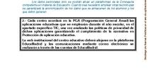 DECÁLOGO DE BUENAS PRÁCTICAS EN EL USO DE APLICACIONES EDUCATIVAS