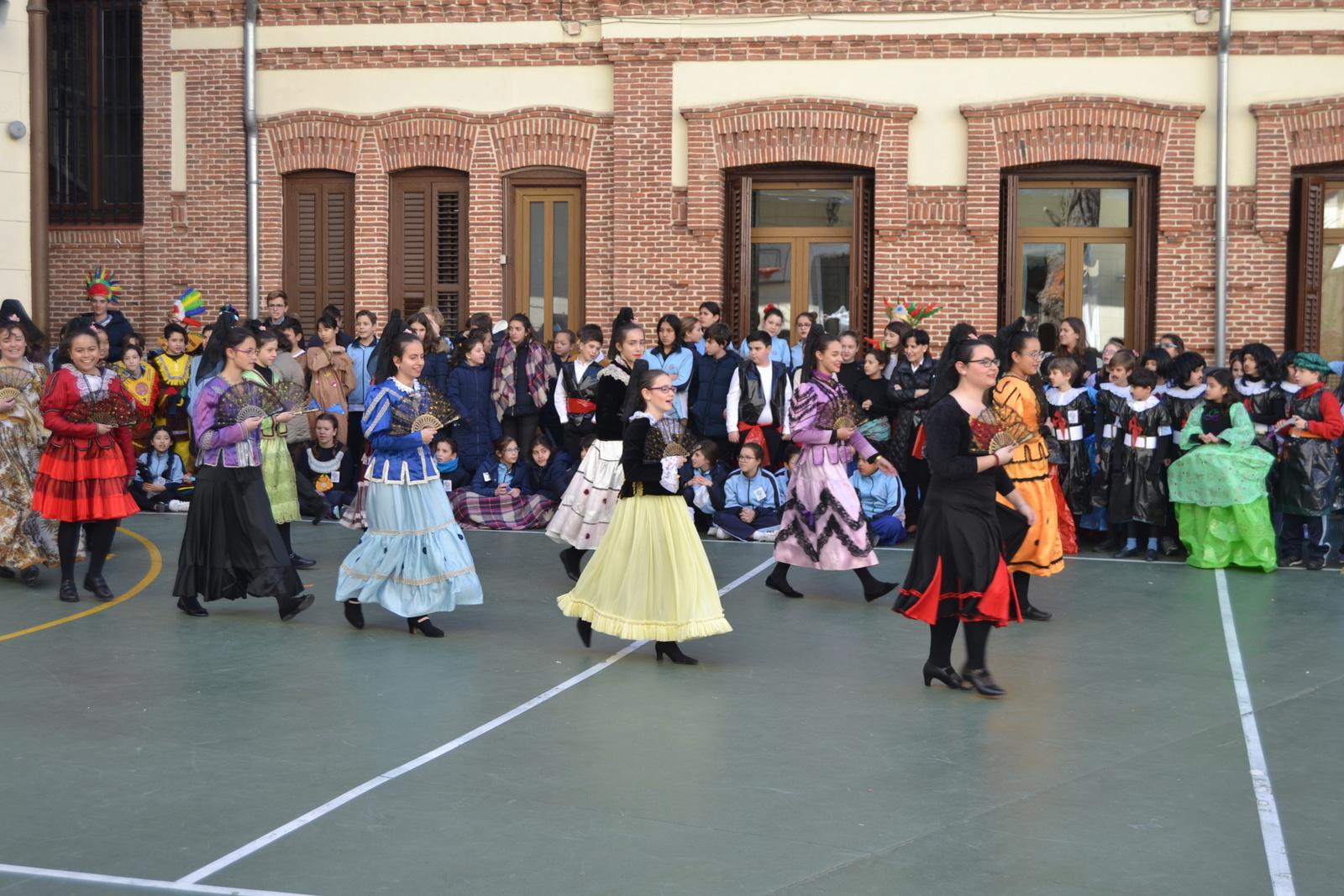 Jornadas Culturales y Depoortivas 2018 Bailes 2 32