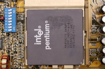 Microprocesador Pentium
