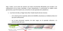 tutorial calificador curso online
