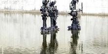 Escultura Éolos, Parque Juan Carlos I, Madrid