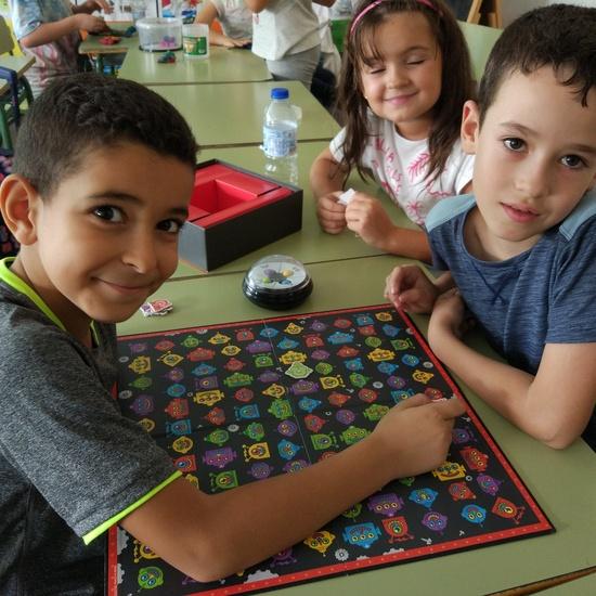 Juegos matemáticos 3º de primaria 4