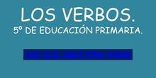 LOS VERBOS. 5º de Educación Primaria.