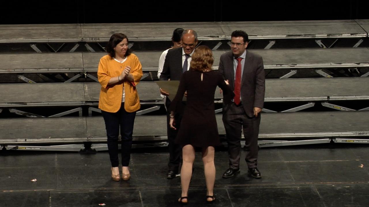 Acto de clausura del XIV Concurso de Coros Escolares de la Comunidad de Madrid 7