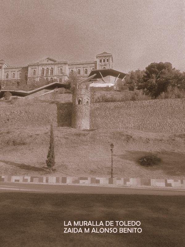 la muralla de Toledo