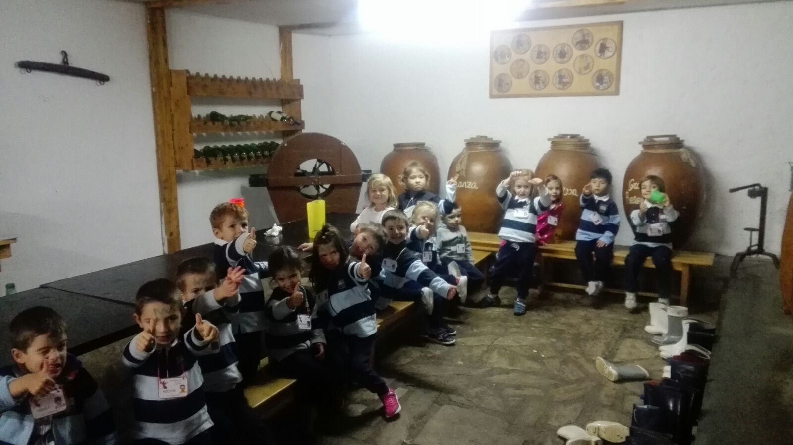 2016_11_Infantil 4 años b visita la granja 4