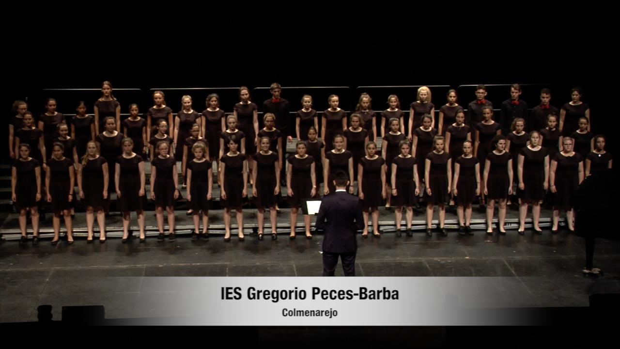 Acto de clausura del XIV Concurso de Coros Escolares de la Comunidad de Madrid 23