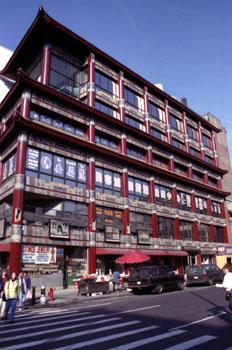Barrio chino, Nueva York, Estados Unidos