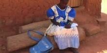 Non-formal education for Ivorian children
