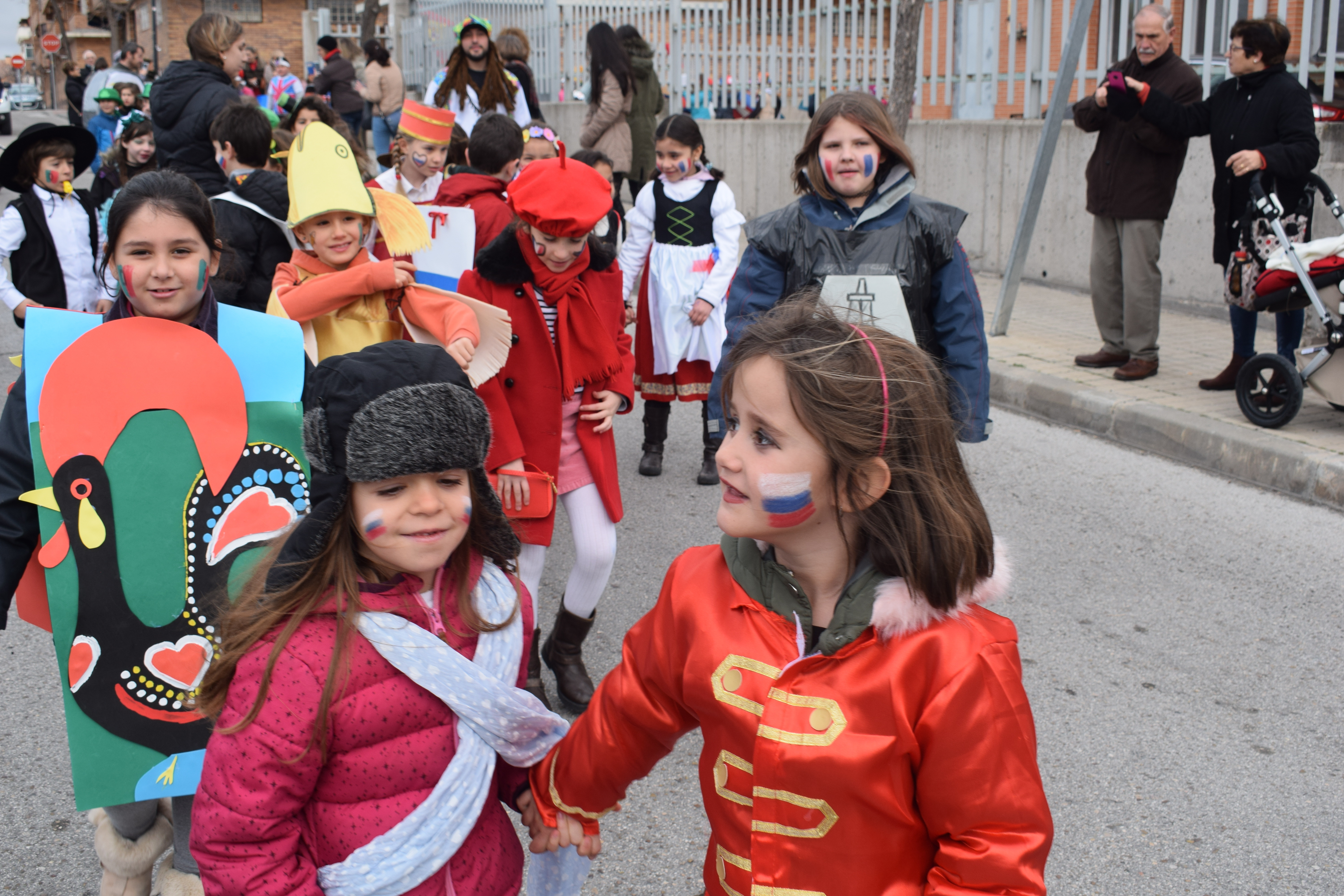 Pasacalles Carnaval 2018  6 14